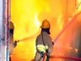 Around The World: Fire In Crowded Hong Kong Neighborhood