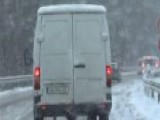 Around The World: Heavy Snow Hits Germany
