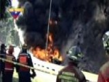 Around The World: Explosion Kills 13 In Venezuela