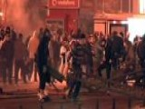 Around The World: Demonstrations Turn Violent In Romania