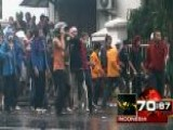 Around The World: Protest Over Gas Prices Turns Violent