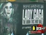 Around The World: Dozens Protest Lady Gaga Concert In Seoul