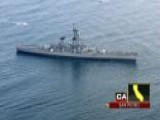 Across America: USS Iowa Arrives In Los Angeles