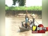 Around The World: Floods Destroy Key Bridges In Nigeria