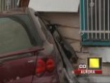Across America: Car Slams Into House In Colorado
