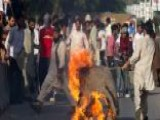 Anti-American Protests Erupt Across Pakistan