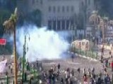 Anti-Morsi Protests Turn Violent In Egypt