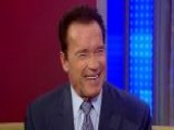 Arnold Schwarzenegger Talks Debt Ceiling Debate