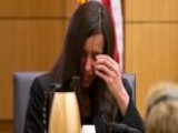 Arias Breaks Down On Stand When Viewing Crime Scene