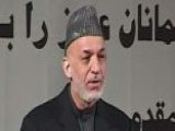 Afghan President Accuses US And Taliban Of Working Together