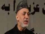 Afghan President Karzai Claims US Colluding With Taliban