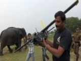 Around The World: Drones Protect Endangered Rhinos In India