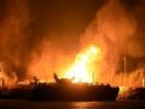 Ala. Fuel Barge Fire Injures Workers