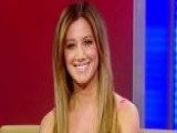 Ashley Tisdale Dishes On Switching To The Big Screen
