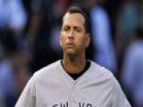 A-Rod Gets Harsh Welcome From Fans In First Game