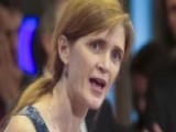 Amb. Samantha Power Faces First Big Test