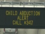 Amber Alert System Shut Off Due To Government Slimdown
