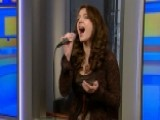 Autumn Blair Performs 'Hear Me Now'