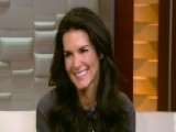 Angie Harmon Crashes The Curvy Couch