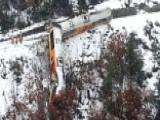 At Least Two Killed In Train Derailment In France