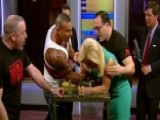Arm Wrestling Warriors Vs. 'Fox & Friends'