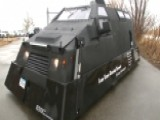 Armored, High-tech Vehicle Helps Keep Storm Chasers Safe