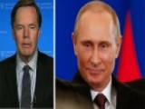 Amb. Burns: Putin Using 'Crimea Playbook' On Eastern Ukraine