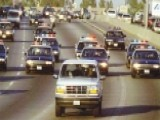 A Look Back At OJ Simpson's White Bronco Chase
