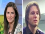 Amanda Knox's Ex Trying To Distance Himself From Her Case