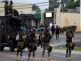 A Look At The Weapons, Police Tactics Used In Ferguson