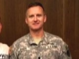 Army Dad Not Allowed To Visit Daughter's School In Uniform