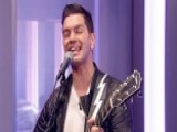 Andy Grammer Talks Road To Success