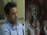 Affleck Faces Demonic Doll For Box Office Supremacy