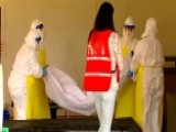 Aid Workers Go Through Intensive Ebola Training In Alabama