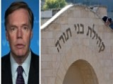 Amb. Burns On Synagogue Attack: 'a Very Ominous Event'