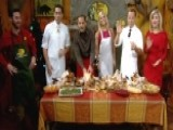 After The Show Show: Turkey Slicing Tips