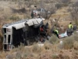 At Least 10 Killed In Texas Prison Bus Crash