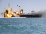 As US Negotiates Nuke Deal, Iran Stages War Games