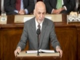 Afghanistan's President Thanks Americans For Their Sacrifices
