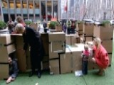 After The Show Show: A New Cardboard Castle