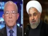 Amb. 'Skip' Gnehm: Still Optimistic About Iran Nuclear Deal