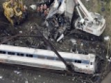 Amtrak Train Crash Sparks Debate Over Funding