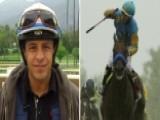 American Pharoah's Jockey Chasing Triple Crown History