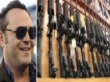 Actor Vince Vaughn Makes The Case For Gun Ownership