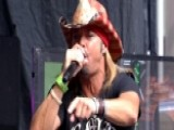 After The Show Show: Bret Michaels Performs 'Girls On Bars'