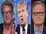 Anchors Clash Over Trump