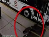 Angry Passenger Head-butts Bus, Knocks Himself Out