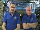 Astronauts One Third Of The Way Through 'year In Space'
