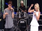 After The Show Show: Elisabeth Jams With TobyMac