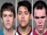Arizona: Three Teens Arrested In 'copycat' Highway Attacks